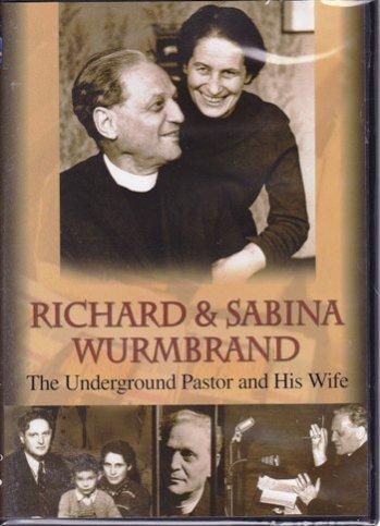 Richard y Sabina Wurmbrand (DVD doblado y subtitulado)
