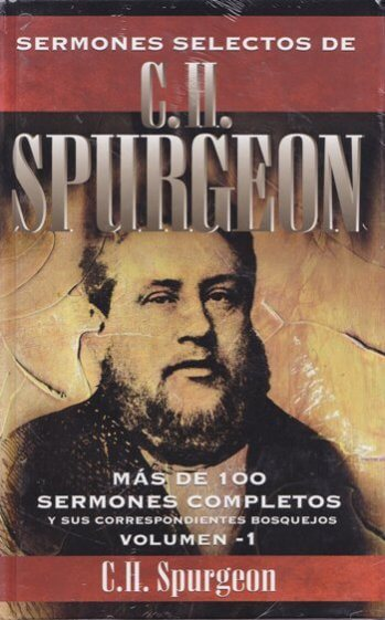 Sermones Selectos de C.H. Spurgeon Volumen -1 (pasta dura)