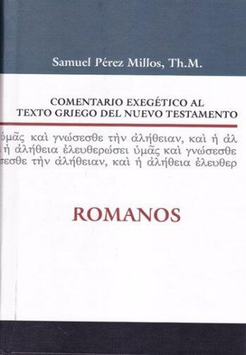 Comentario Exegético al Texto Griego - ROMANOS (pasta dura)