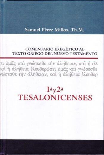 Comentario Exegético al Texto Griego - 1-2 Tesalonicenses (pasta dura)
