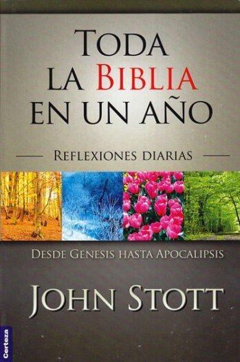 Toda la Biblia en un Año - reflexiones diarias desde Génesis hasta Apocalipsis