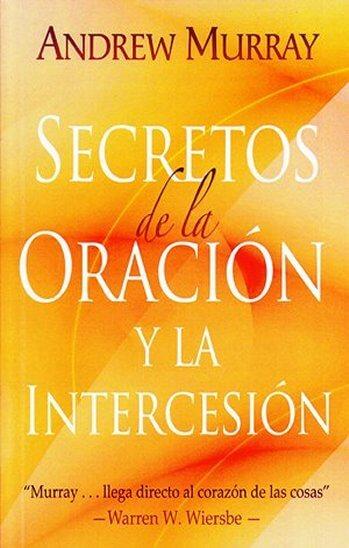 Secretos de la Oración y la Intercesión (tamaño bolsillo)