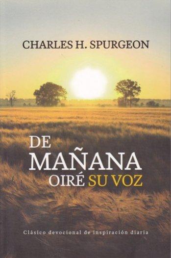 De Manaña Oiré Su Voz