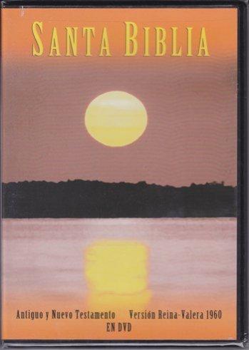 Biblia RVR60 en DVD (Antiguo y Nuevo Testamentos) RVR60