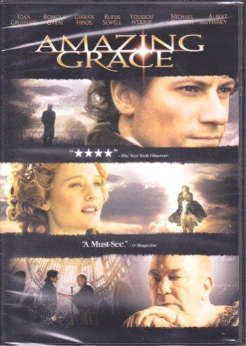 Amazing Grace / Gracia Asombrosa (DVD subtitulado solo para USA y Canada)