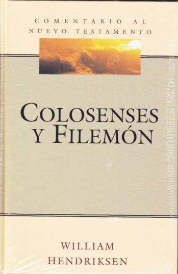 Comentario al NT - Colosenses / Filemon (pasta flexible)