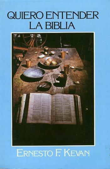 Quiero Entender la Biblia