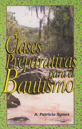 Clases Preparativos para el Bautismo