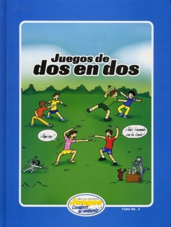 EJCA - Juegos de Dos en Dos - Tomo No. 3