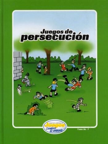 EJCA - Juegos de Persecucion - Tomo No. 7
