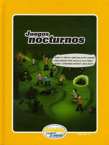 EJCA - Juegos Nocturnos - Tomo No. 10