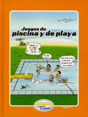 EJCA - Juegos de Piscina y de Playa - Tomo No. 11