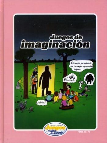EJCA - Juegos de Imaginacion - Tomo No. 15