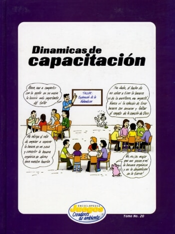 EJCA - Dinamica de la Capacitacion - Tomo No. 20