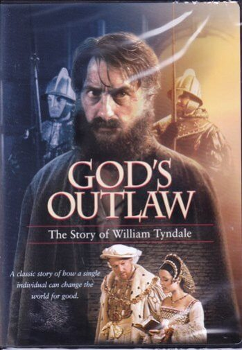 God's Outlaw / El Bandido de Dios: La Historia de William Tyndale (DVD doblado)