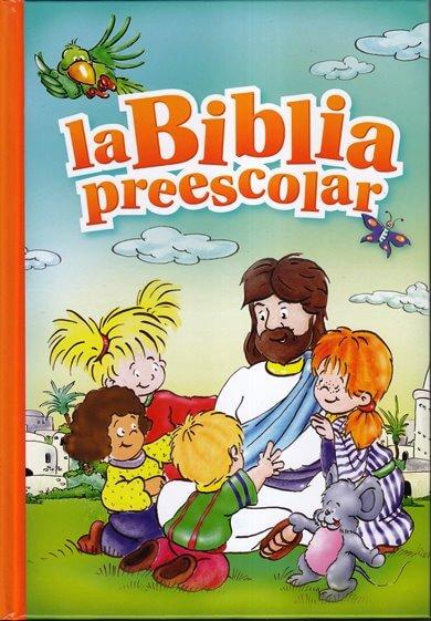 La Biblia preescolar (pasta dura)