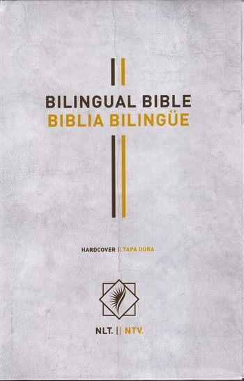 Biblia Bilingue NTV / NLT (pasta dura)