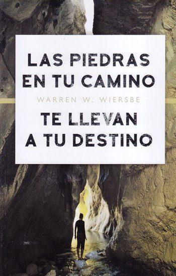 Las Piedras en tu camino te llevan a tu destino