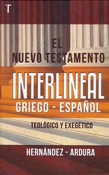 El Nuevo Testamento Interlineal - Griego / Español (pasta dura)