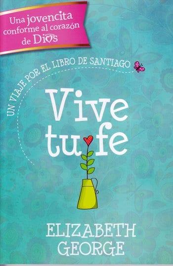 Vive Tu Fe - viaje por el libro de Santiago (para niñas de 8 - 12 años)