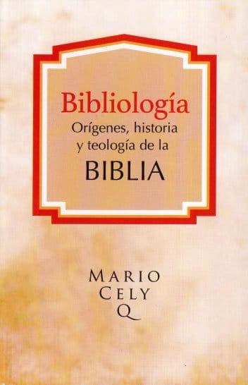 La Bibliología - orígenes