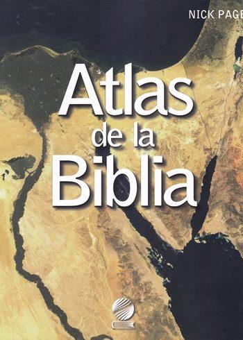 Atlas de la Biblia - a todo color