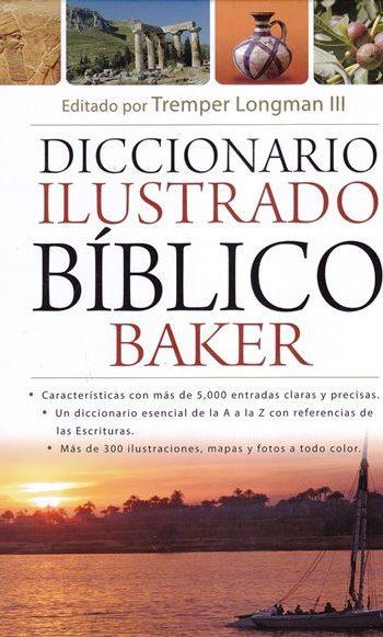 Diccionario Biblico Ilustrado - Baker (pasta dura)
