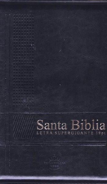 Biblia RVR1960 Letra Supergigante