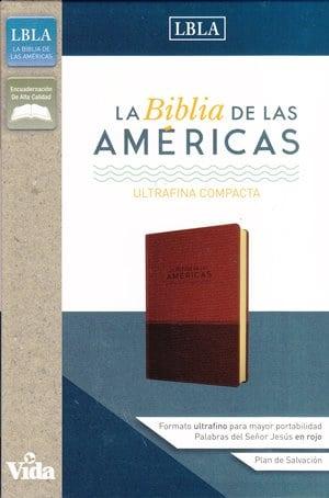 Biblia LBLA - Ultrafina Compacta