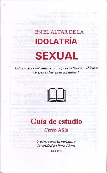 En el Altar de la Idolatría Sexual - Guía de Estudio (CL)
