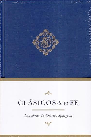 Obras de Spurgeon: Clásicos de la Fe - discursos a mis estudiantes