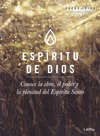 El Espiritu de Dios - estudio bíblico