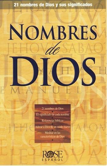 Nombres de Dios (Rose Pamphlet)