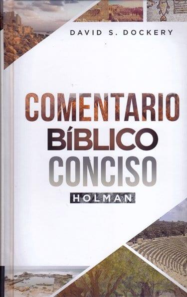 Comentario Bíblico Conciso - Holman (pasta dura)