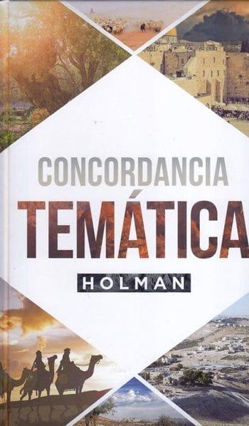 Concordancia Temática - Holman (pasta dura)