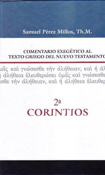 Comentario Exegético al Texto Griego - 2 Corintios (pasta dura)