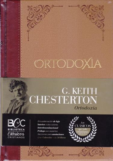 Ortodoxia - Biblioteca Clásicos Cristianos