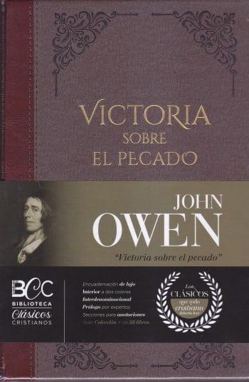 Victoria sobre el Pecado - Biblioteca Clásicos Cristianos