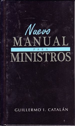 Nuevo Manual para Ministros (pasta dura)