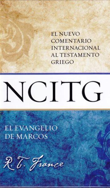 Com. NCITG - El Evangelio de Marcos(pasta dura)