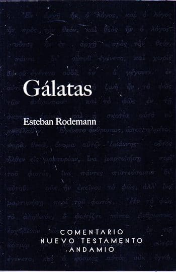 Gálatas - Comentario Andamio
