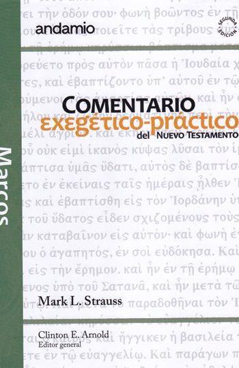 Comentario Exegetico-Práctico del NT - Marcos (pasta dura)