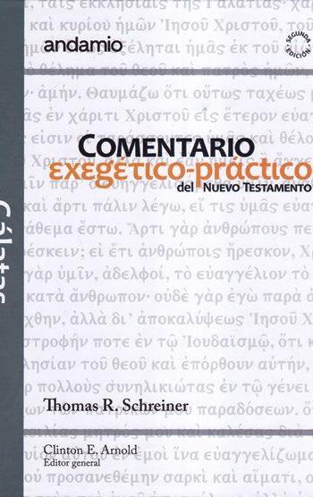Comentario Exegetico-Práctico del NT - Gálatas (pasta dura)