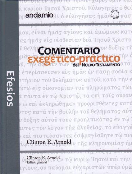 Comentario Exegetico-Práctico del NT - Efesios (pasta dura)