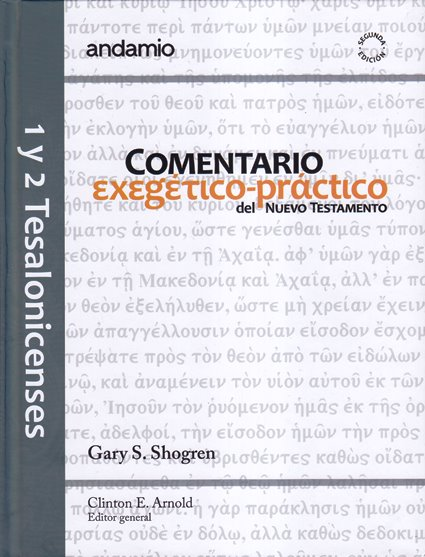 Comentario Exegetico-Práctico del NT - 1 y 2 Tesalonicenses (pasta dura)