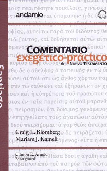 Comentario Exegetico-Práctico del NT - Santiago (pasta dura)